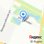 ПРОФЭКСПЕРТ на карте Санкт-Петербурга