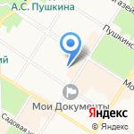 Центральная районная библиотека им. Д.Н. Мамина-Сибиряка на карте Санкт-Петербурга
