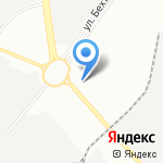 Центр комплексного благоустройства на карте Санкт-Петербурга