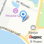 Теорема Телеком на карте Санкт-Петербурга