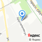 Petrolan на карте Санкт-Петербурга