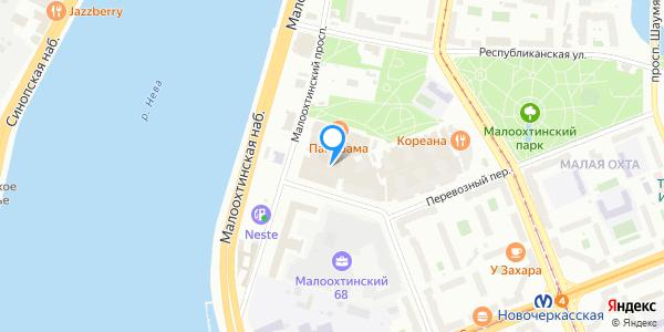 Головной офис банка Банк Санкт-Петербург
