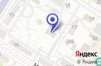 Схема проезда до компании ГУ РЕАБИЛИТАЦИОННЫЙ ЦЕНТР АИСТ в Пушкине
