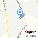 Промпривод на карте Санкт-Петербурга