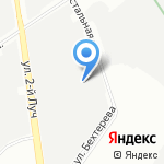 Перевозчик на карте Санкт-Петербурга