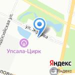 Inpride service на карте Санкт-Петербурга