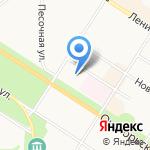 Мировые судьи Пушкинского района на карте Санкт-Петербурга