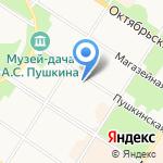 Релаксмед на карте Санкт-Петербурга