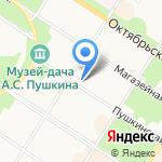 Адвокатская консультация №19 на карте Санкт-Петербурга
