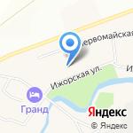 Илим Пласт на карте Санкт-Петербурга
