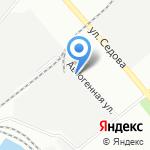 Мир воды на карте Санкт-Петербурга