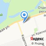 Отдел судебных приставов по Пушкинскому району на карте Санкт-Петербурга