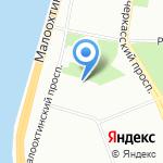 РВД на карте Санкт-Петербурга