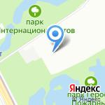Lady-care.ru на карте Санкт-Петербурга