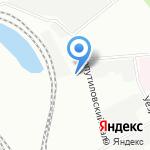Три Джи принт на карте Санкт-Петербурга