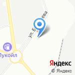 Минтаж на карте Санкт-Петербурга