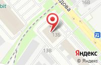Схема проезда до компании Белый Слон в Санкт-Петербурге
