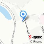 АПРИОРИ на карте Санкт-Петербурга
