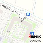 Магазин салютов Бугры- расположение пункта самовывоза