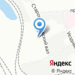 City Light на карте Санкт-Петербурга