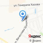 САНД на карте Санкт-Петербурга