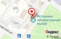 Схема проезда до компании АГЕНТСТВО НЕДВИЖИМОСТИ ЦАРСКОСЕЛЬСКОЕ в Пушкине