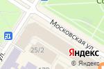 Схема проезда до компании Магазин женской одежды в Санкт-Петербурге