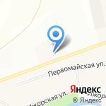 Город детства на карте Санкт-Петербурга