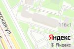 Схема проезда до компании Киоск по продаже фруктов и овощей в Санкт-Петербурге
