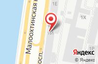 Схема проезда до компании Торгово-Издательский Дом «Вирд» в Санкт-Петербурге