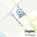 Электра на карте Санкт-Петербурга