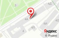 Схема проезда до компании Аргус в Санкт-Петербурге
