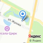 5 звезд на карте Санкт-Петербурга