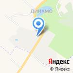 Питербэг на карте Санкт-Петербурга