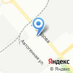 Росгазсервис на карте Санкт-Петербурга
