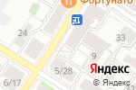 Схема проезда до компании Элемент в Санкт-Петербурге