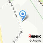 Дирекция по организации дорожного движения г. Санкт-Петербурга на карте Санкт-Петербурга