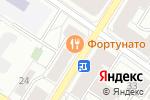 Схема проезда до компании Ортомедик в Санкт-Петербурге