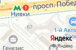 Схема проезда до компании Мастеровой в