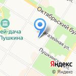 Национальная музыкальная корпорация на карте Санкт-Петербурга