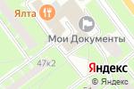 Схема проезда до компании Диада в Санкт-Петербурге