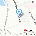 СТРОЙСФЕРА на карте Санкт-Петербурга