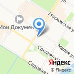Бочка Боб на карте Санкт-Петербурга