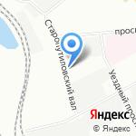 Научно-производственное предприятие оборудования систем телекоммуникаций на карте Санкт-Петербурга