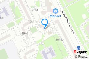 Снять комнату в пятикомнатной квартире в Санкт-Петербурге Будапештская ул., 99
