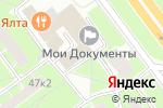 Схема проезда до компании Аристократ в Санкт-Петербурге