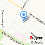 ЛСМУ Севзапэнергомонтаж на карте Санкт-Петербурга