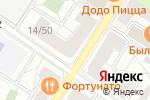 Схема проезда до компании Банкомат, Ханты-Мансийский банк Открытие, ПАО в Санкт-Петербурге