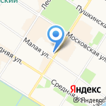 Grace на карте Санкт-Петербурга