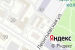 Схема проезда до компании Жела в Санкт-Петербурге